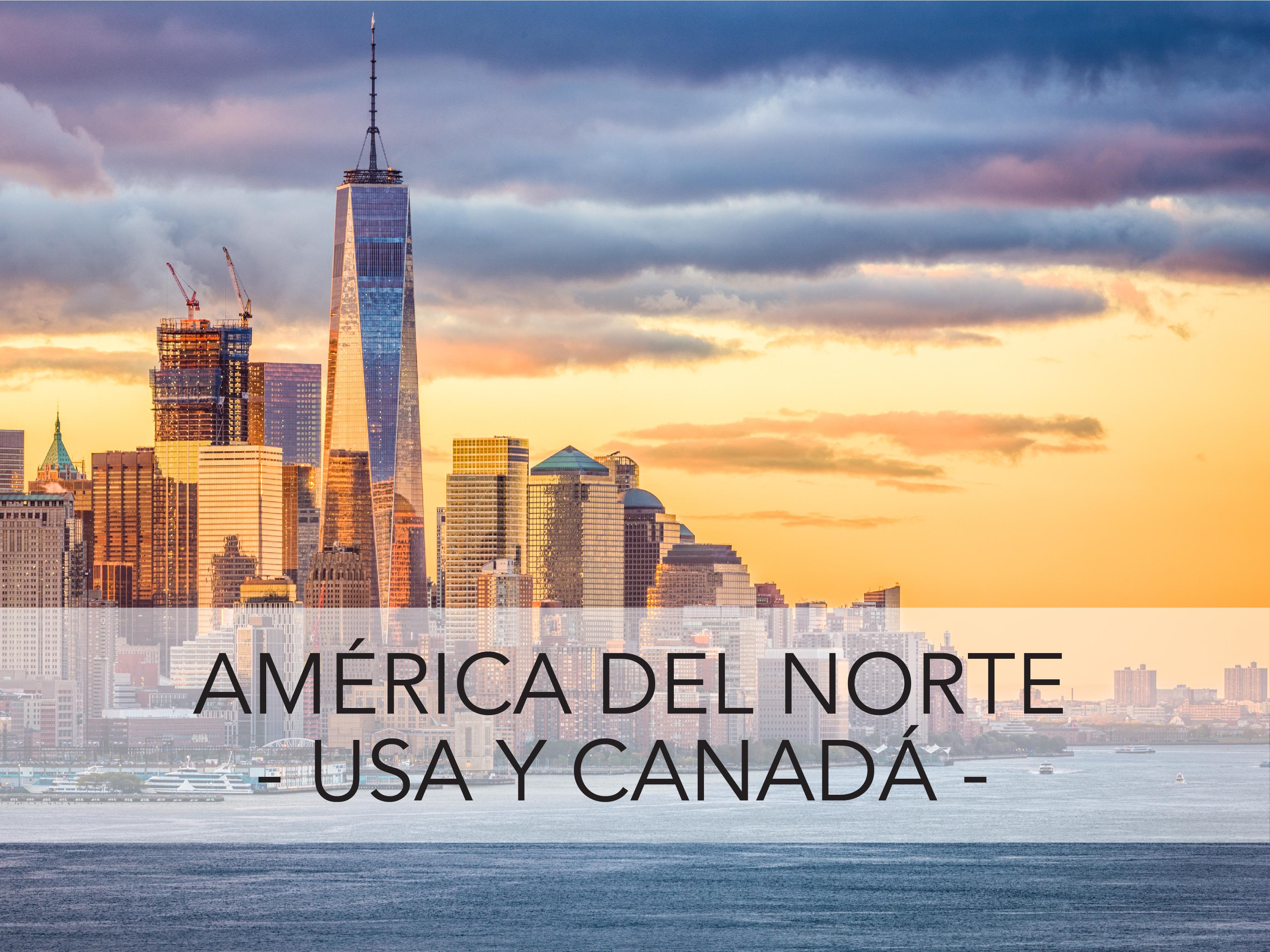 alt= América del Norte Fiesta Tour USA y Canadá